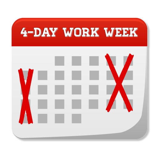 four day working week leadership issues